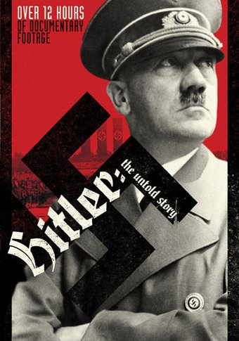 WWII - The Third Reich: The Untold Story (3-DVD)