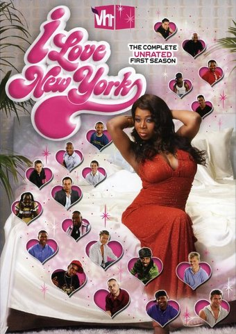 I Love New York - Season 1 (3-DVD)