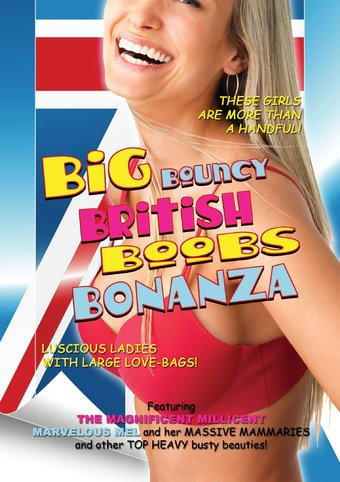 Big Bouncy British Boobs Bonanza
