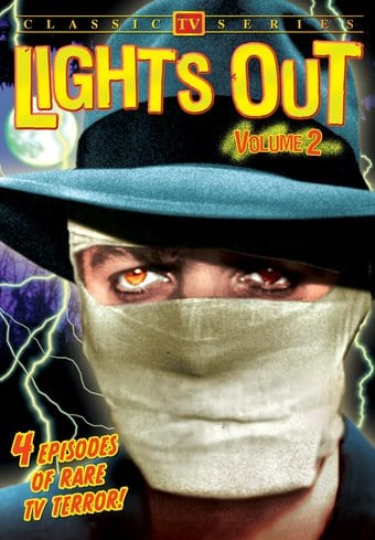 "Lights Out, Volume 2 - 11"" x 17"" Poster"