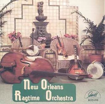 New Orleans Ragtime Orchestra [Vanguard]