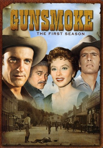 Gunsmoke - Season 1 (6-DVD)