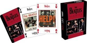The Beatles - Help: Playing Cards