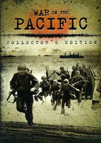 War in the Pacific: 24-Episode Collection [Tin