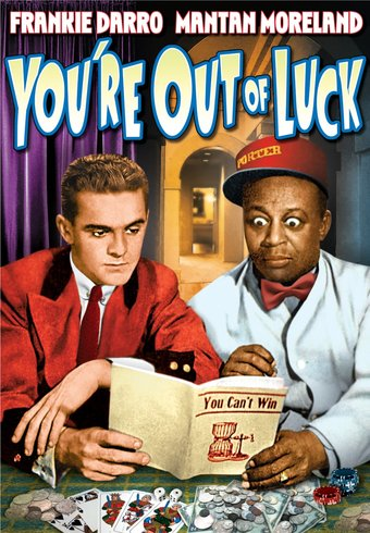 "You're Out of Luck - 11"" x 17"" Poster"