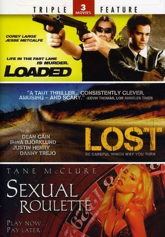 Loaded / Lost / Sexual Roulette (2-DVD)