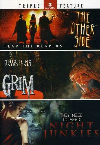 The Other Side / Grim / Night Junkies (2-DVD)