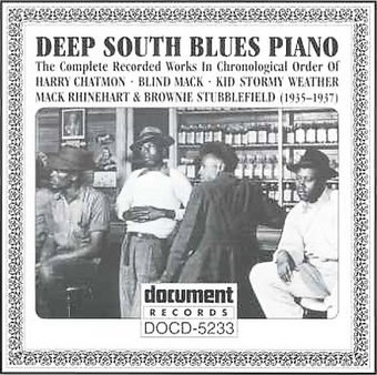 Deep South Blues [Document] (2-CD)