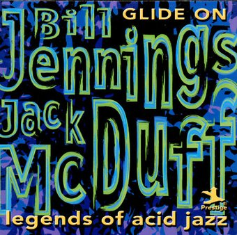 Legends of Acid Jazz - Glide On