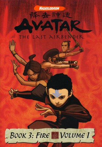 Avatar: The Last Airbender - Book 3: Fire, Volume