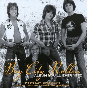 The Only Bay City Rollers Album You'll Ever Need
