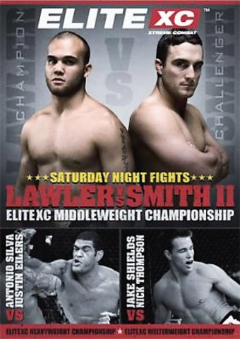 EliteXC: Lawler VS. Smith II (2-DVD)