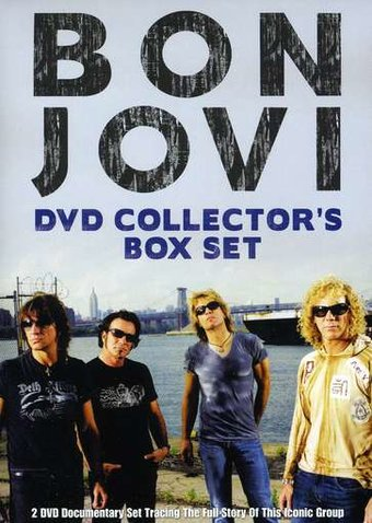 Bon Jovi - Collector's Box Set (2-DVD)