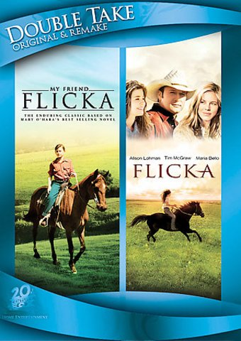 My Friend Flicka / Flicka (2-DVD)