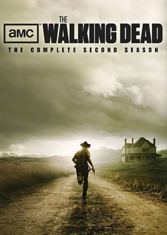 The Walking Dead - Complete 2nd Season (4-DVD)