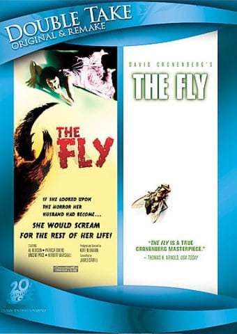 The Fly (1958) / The Fly (1986) (2-DVD)