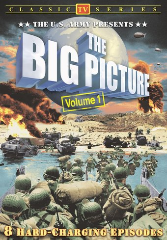 "Big Picture, Volume 1 - 11"" x 17"" Poster"
