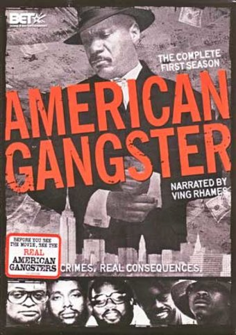 American Gangster - Complete 1st Season (2-DVD)