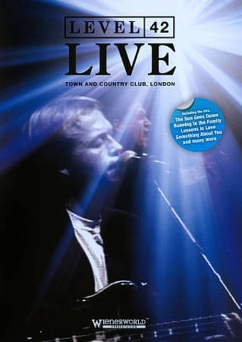 Level 42 - Live: Town and Country Club, London