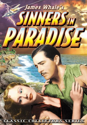 "Sinners in Paradise - 11"" x 17"" Poster"