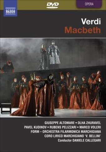Verdi - Macbeth (Dual Side)
