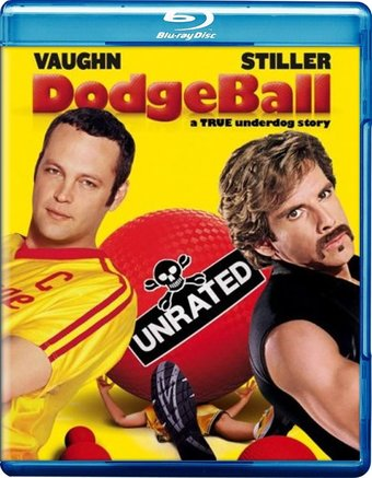dodgeball a true underdog story bluray unrated