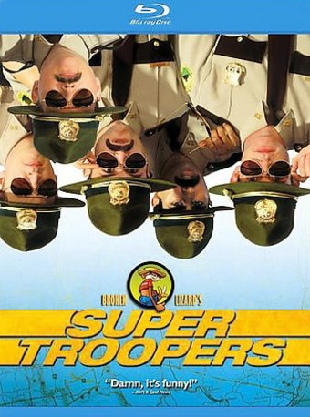 Super Troopers (Blu-ray, Widescreen)