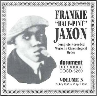 The Complete Recorded Works, Volume 3: 1937-1940