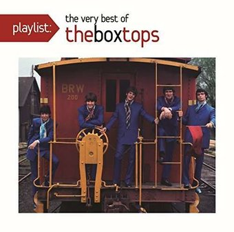 Playlist: The Very Best of the Box Tops