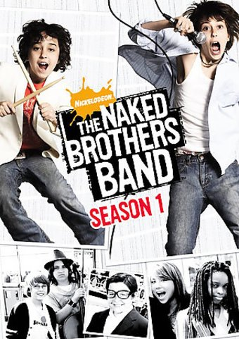 Naked Brothers Band - Season 1 (2-DVD)