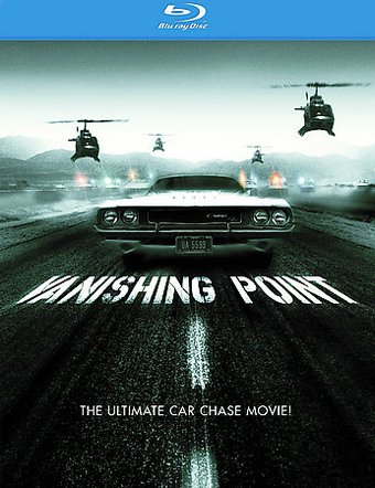 Vanishing Point (Blu-ray, Widescreen)