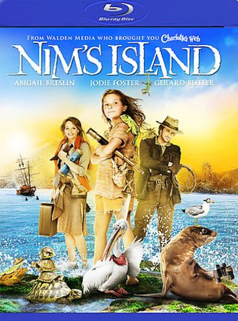 Nim's Island (Blu-ray, Widescreen)