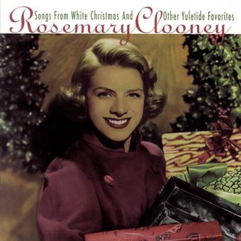 Rosemary clooney songs from white christmas cd r 1997 for Who wrote the song white christmas