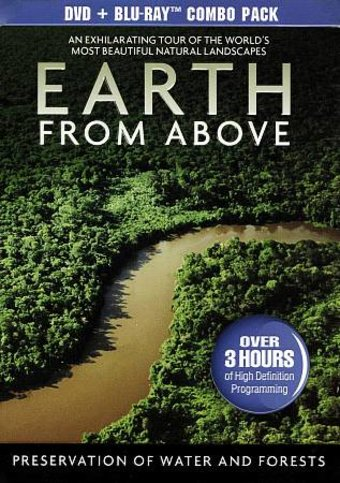 Earth From Above [Tin Case] (DVD + Blu-ray)