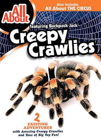 All About - All About Creepy Crawlers / All About