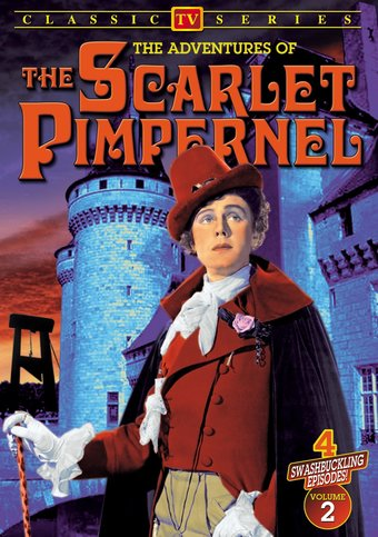 Adventures of the Scarlet Pimpernel, Volume 2 -
