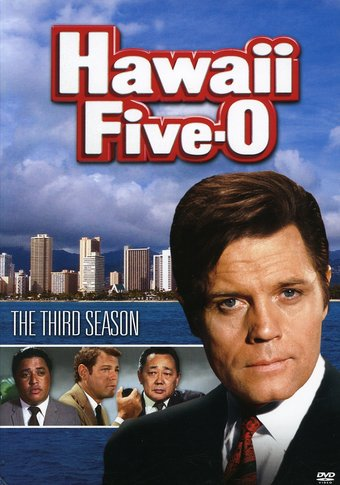 Hawaii Five-O - Complete 3rd Season (6-DVD)
