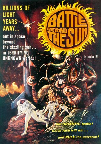 "Battle Beyond The Sun - 11"" x 17"" Poster"