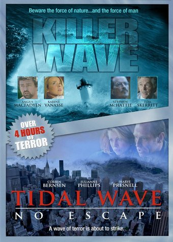 Killer Wave / Tidal Wave: No Escape (2-DVD)