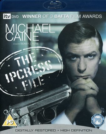 The Ipcress File [Import] (Blu-ray)