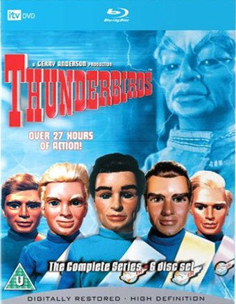 Thunderbirds - Complete Collection [Import]