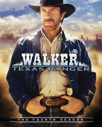 Walker, Texas Ranger - Complete 4th Season (7-DVD)