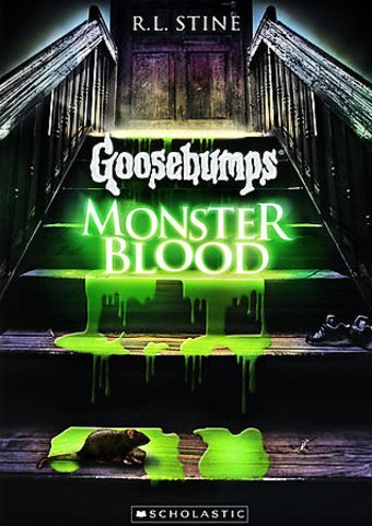 Goosebumps - Monster Blood