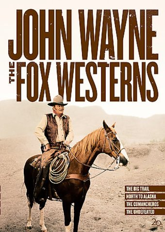 John Wayne - The Fox Westerns (The Big Trail /