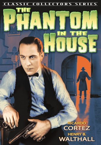 "The Phantom In The House - 11"" x 17"" Poster"