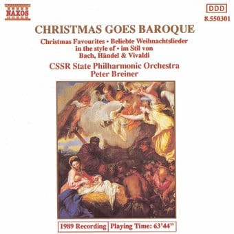 Christmas Goes Baroque