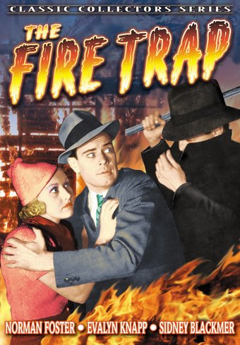 "The Fire Trap - 11"" x 17"" Poster"