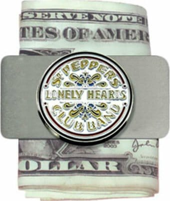 The Beatles - Sgt. Peppers Money Clip
