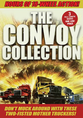 The Convoy Collection (The Trucker's Women / Moon