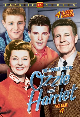 "Adventures of Ozzie & Harriet, Volume 4 - 11"" x"